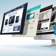 Web Design untuk profile perusahaan