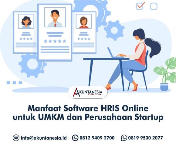 3. Manfaat Software HRIS Online untuk UMKM dan Perusahaan Startup