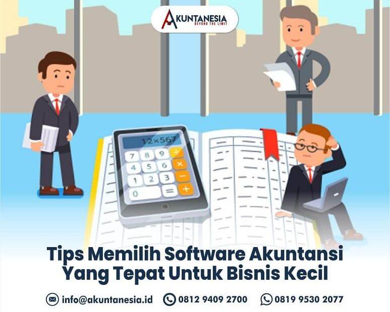 52. Tips Memilih Software Akuntansi Yang Tepat Untuk Bisnis Kecil