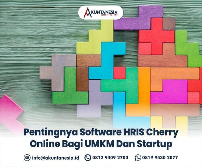 5. Pentingnya Software HRIS Cherry Online Bagi UMKM Dan Startup