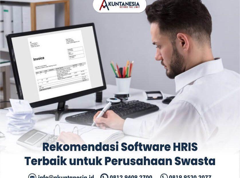 59. Rekomendasi Software HRIS Terbaik untuk Perusahaan Swasta